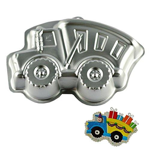 fire truck cake pan - 9