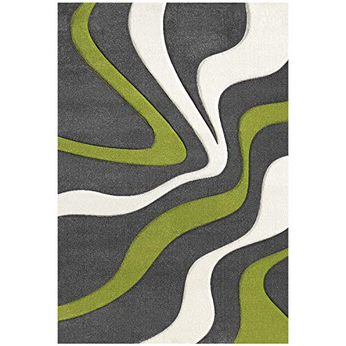 Nazar Teppich, grün, 150x80 cm