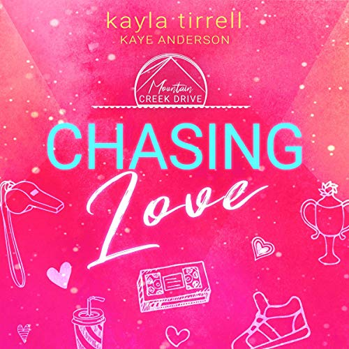 Chasing Love audiobook cover art