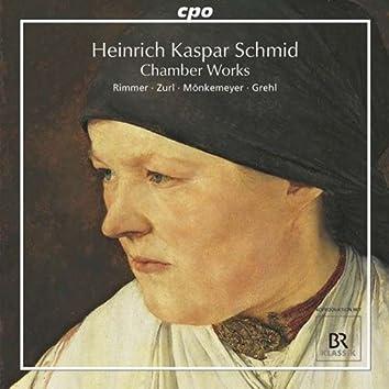 Schmid: Chamber Works