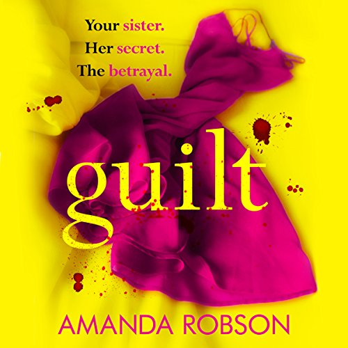 Guilt audiobook cover art