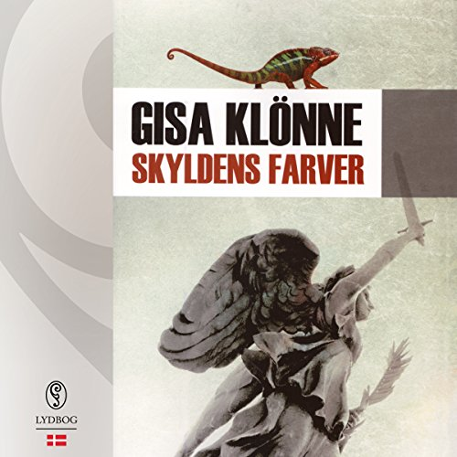 Skyldens farver (Danish Edition) audiobook cover art