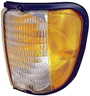 Depo 331-1532L-US Ford Econoline Driver Side Replacement Parking/Side Marker Lamp Unit