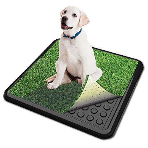 Pooch Pads Indoor Turf Dog Potty, Small/20