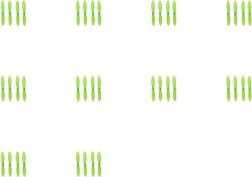 Todos los productos obtienen hasta un 34% de descuento. 10 x Quantity of Estes Projoo X SLT SLT SLT Nano All verde Nano Quadcopter Propeller blade Set 32mm Propellers Blades Props Quad Drone parts - FAST FROM Orlando, Florida USA   Venta en línea de descuento de fábrica