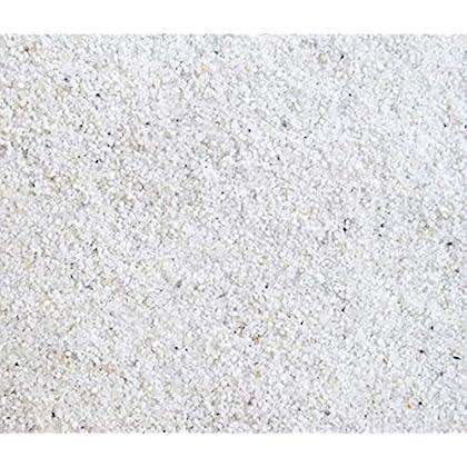 ORBIT 15 Kg Quarzsand weiß Sand fein Premium Qualität 0,5-1,0mm