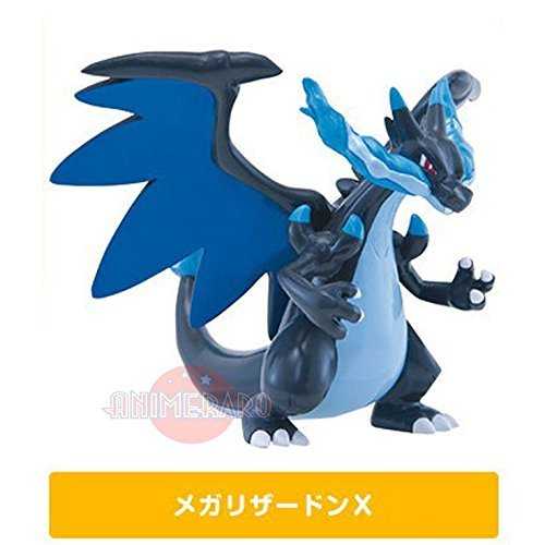 TOMY Official Pokemon Mega Charizard 4