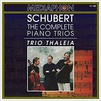 Franz Schubert: The Complete Piano Trios