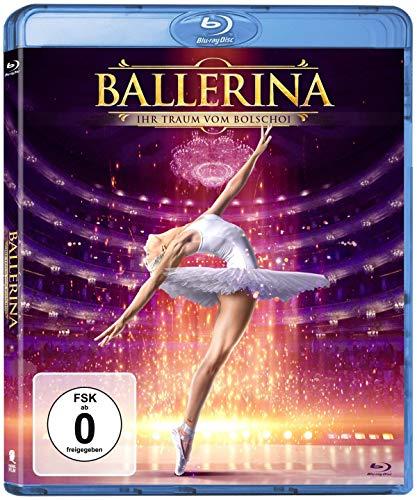 Ballerina - Ihr Traum vom Bolschoi [Blu-ray]