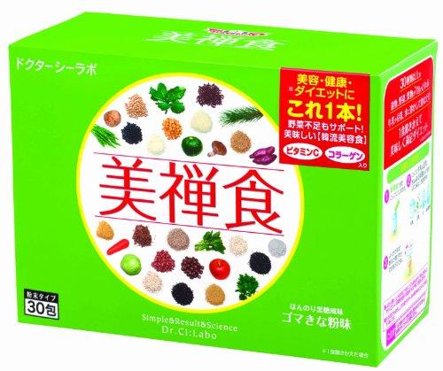 シーラボ ドクターシーラボ 美禅食 30包