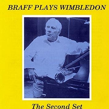 Braff Plays Wimbledon: The Second Set