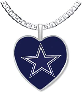 Best sterling silver dallas cowboys necklace Reviews