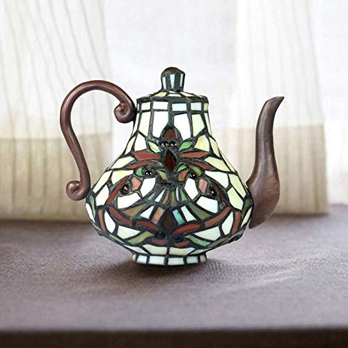 BJLWTQ Dormitorio de noche luz de la noche/regalos creativos Diversión Tetera luces de la decoración de alta Sabor