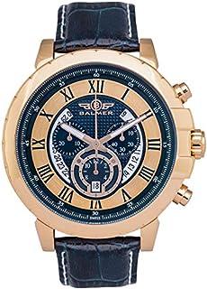 Balmer Atalante - Reloj cronógrafo suizo para hombre