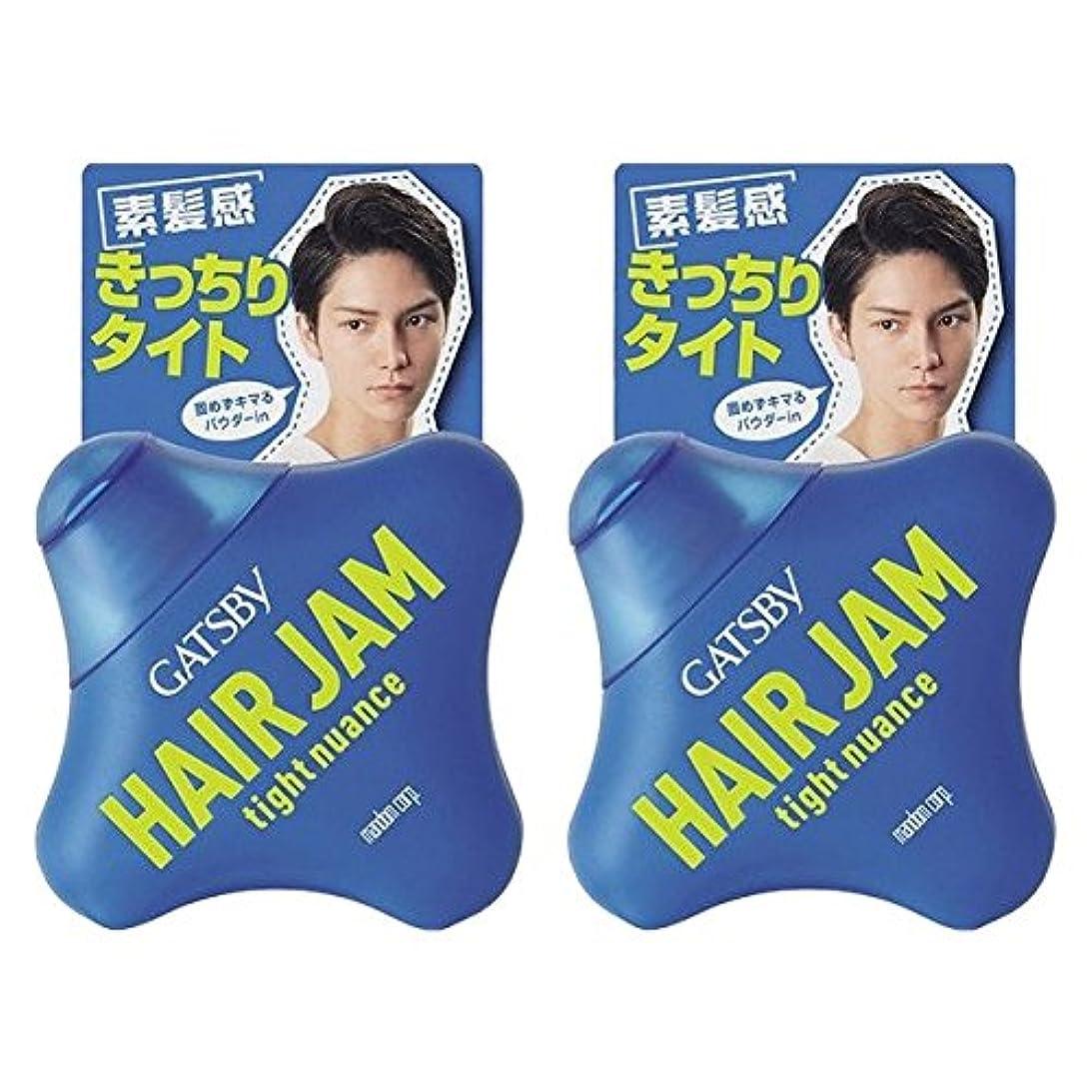 定規スクリューシットコム【2個セット】ギャツビー ヘアジャム タイトニュアンス 120mL