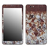 Disagu SF-106890_1050 Design Folie für Touchlet SX7.Slim, Motiv Rost geometrisch 02