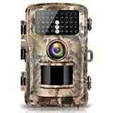 Campark Camera de Chasse 14MP 1080P Etanche IP56 Faune...