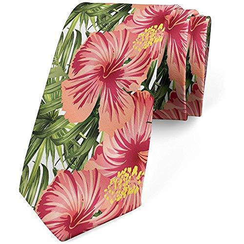 Heren stropdas, grafische tuingereedschap, olijfgroen multicolor