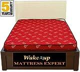 Wake-Up Orthopaedic Dual Comfort Foam Mattress (72X30X4 inch)