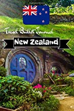 Travel Bullet Journal New Zealand: Turn your adventures into a life-long memory with this notebook planner and organzier.