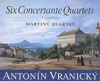 Concertante Quartets 1-6