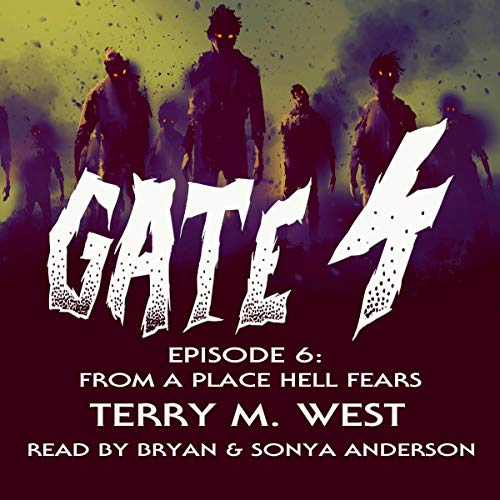 Gate 4: From a Place Hell Fears cover art