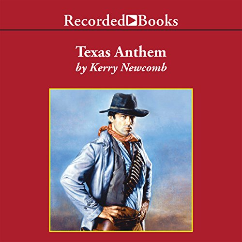Texas Anthem audiobook cover art