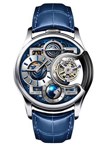 Memorigin Reloj Tourbillon Imperial Stellar Series Oro Blanco US