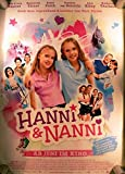 Hanni + Nanni - Filmplakat A1 84x60cm gerollt