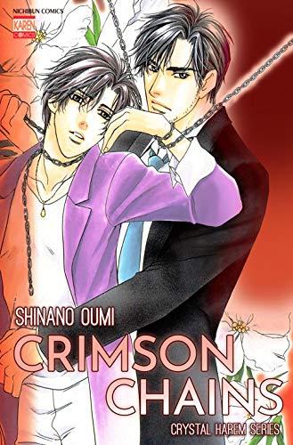 Crimson Chains: Crystal Harem Series (English Edition)