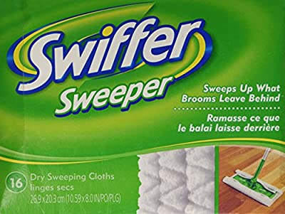 Procter & Gamble 31821 Swiffer Disposable Refill Cloths