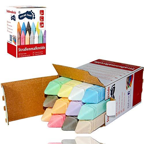 Die Gro/ßes Kunst-Geschenk Malen Farbloses Kreide staubfreies Pastell F/ür Kinderklassen