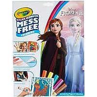 Crayola Frozen Color Wonder Coloring Book & Markers