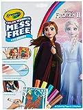 Crayola Frozen Color Wonder Coloring Book &...