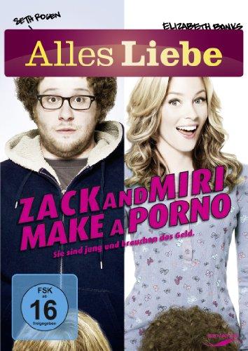 Zack and Miri make a Porno - Alles Liebe Edition [Alemania] [DVD]