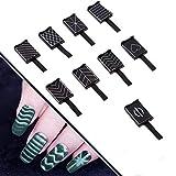 Katze Augen 3D Magnet Stick 9 Styles wählen Magnet Zeichnen Vertikal Stick für Nagellack Gel 3D Magische Nagel Werkzeug