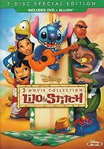 Lilo And Stitch 2 Movie Collec
