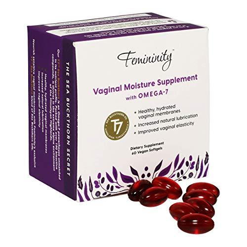 Restore Femininity Vaginal Dryness Supplement, 60 ct