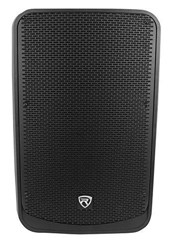 """Rockville Titan 15 15"""" 2000w Powered DJ PA Speaker/Bluetooth/DSP/Wireless Link"""