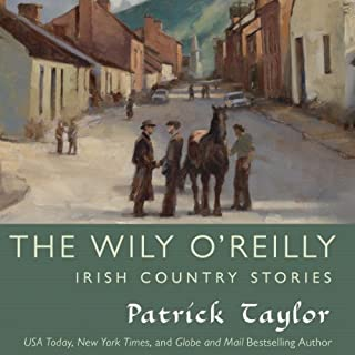The Wily O'Reilly audiobook cover art