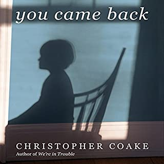 You Came Back audiobook cover art
