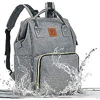 Beikeren Waterproof Multifunctional Baby Diaper Bag