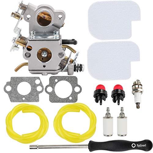 Hipa C1M-W26C 545070601 Carburetor + Air Filter Spark Plug Carb Adjustment Tool for...