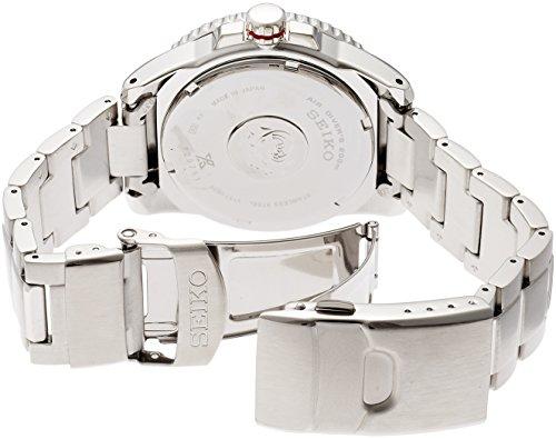 [セイコーウォッチ]腕時計プロスペックスソーラーダイバーズSBDJ017シルバー