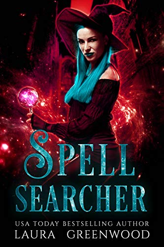 Spell Searcher Laura GReenwood Paranormal Criminal Investigations