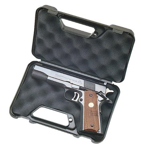 MTM Case-Gard Rectangle Pocket Pistol Case, Black, Model:803-40