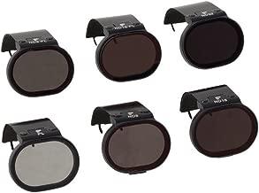 PolarPro Standard Series 6-Pack (ND4, ND8, ND16, ND4/PL, ND8/PL, ND16/PL) for DJI Spark