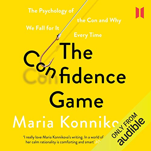 The Confidence Game cover art