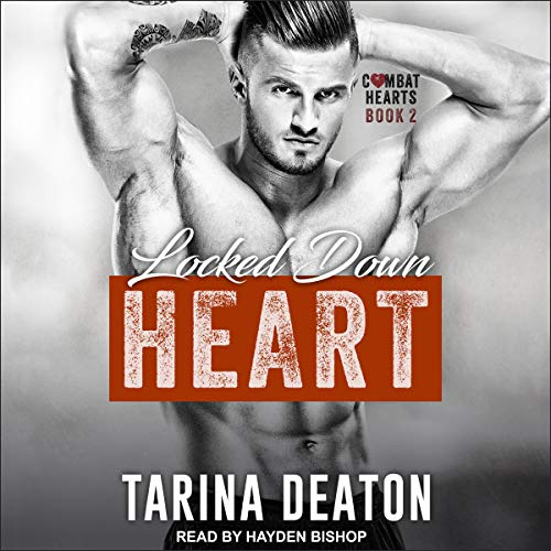 Locked-Down Heart audiobook cover art