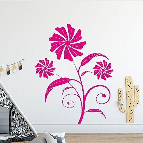 wZUN Pegatinas de Pared Vine habitación de los niños Dormitorio Sala de Estar decoración del hogar Cartel de decoración del hogar Impermeable 39X50cm